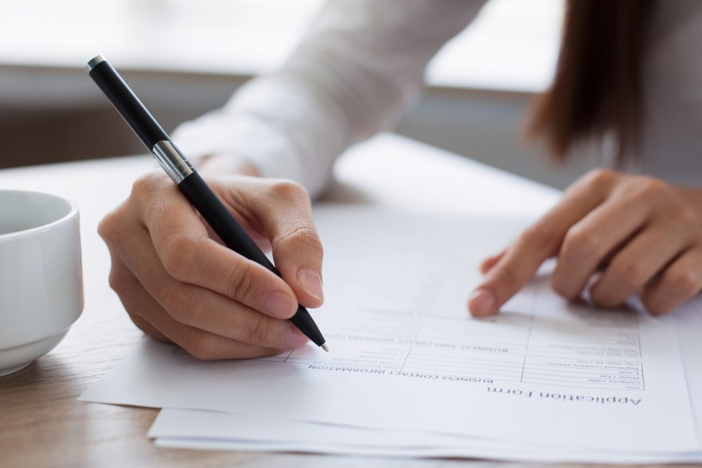 How to List Vocational Training as a Project Work on Resume