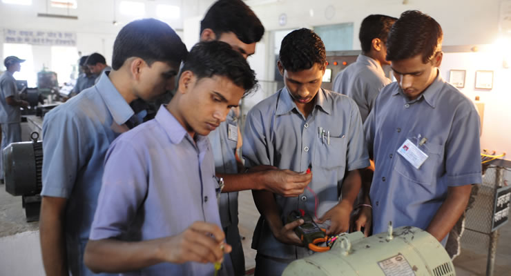 Vocational Training in India