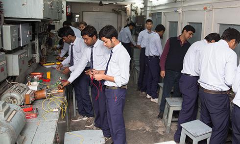 Vocational training institutes in Mumbai (India)