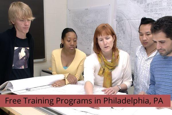 Free Training Programs in Philadelphia, PA ( Get Jobs easily )
