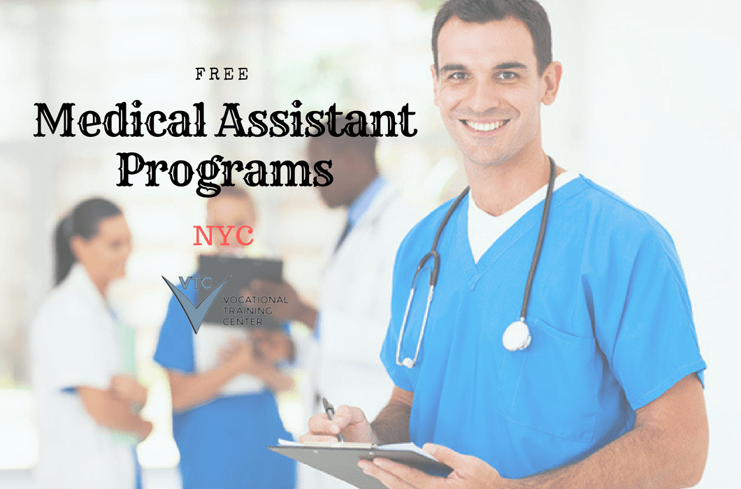 Medical Assistant Programs in nyc
