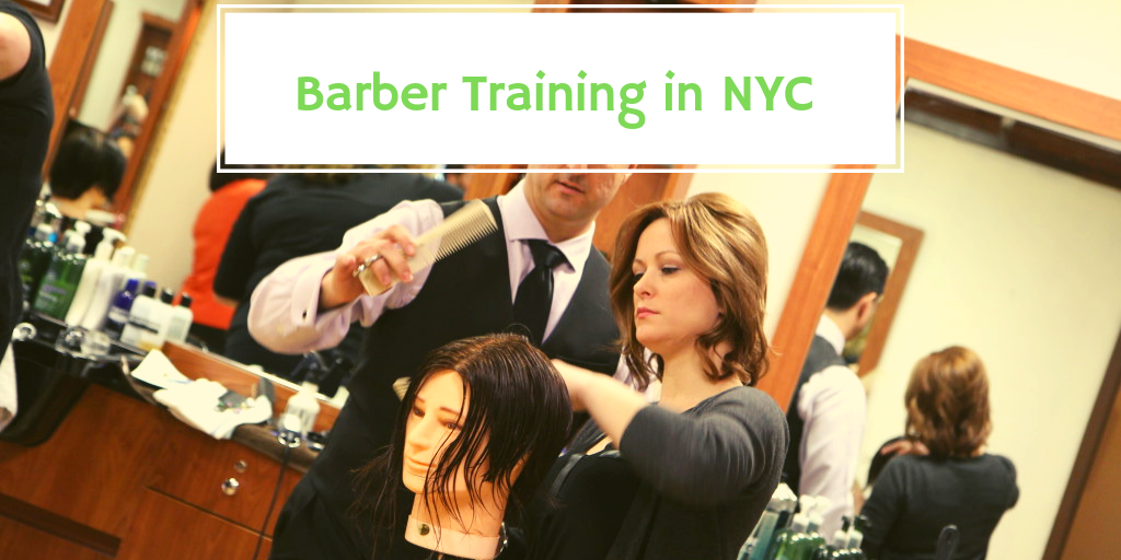 Barber Training in NYC