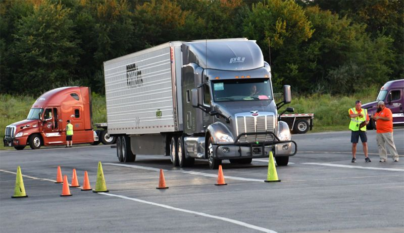 CDL Training in pa