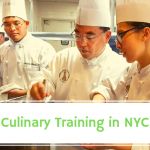 Culinary Training in NYC