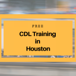 CDL Training in Houston